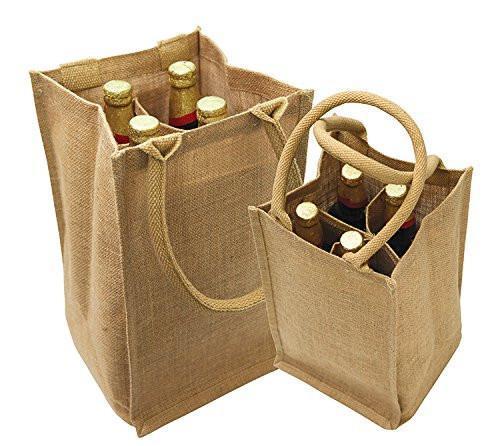 Quad Wine Bags