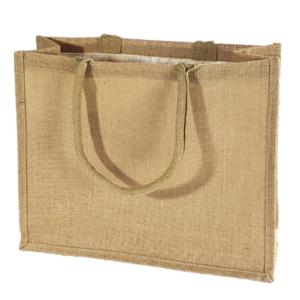 Large Burlap Bag